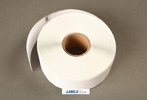 White Rolls Shipping Labels 1 X 2 1 8 30336 Compatible W Dymo Labelwriter