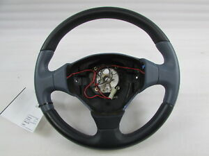 Ferrari 550 Steering Wheel Dark Blue Blue Used P N 65842202