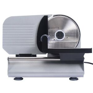 7 5 Kitchen Blade Electric Meat Slicer Cheese Deli Meat Food Cutter Tool Useful