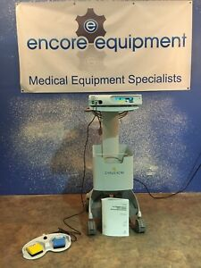 Mitek Vapr3 Arthroscopic Electrosurgical Unit W Cart Foot Pedal