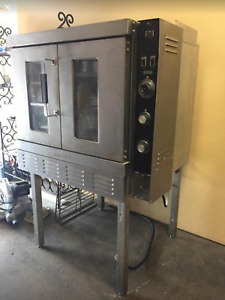 Commercial Restaurant Equipment Convection Hobart Bakery Oven Used