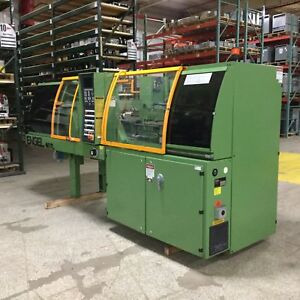 Engel 60 Ton Tiebarless Injection Molding Machine Es200 60tl 3 Used 93619