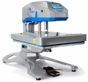 Hotronix Air Fusion Heat Press 16 X 20 With Upgraded Fusion Iq