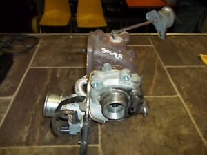 2007 2008 2009 10 2011 2012 Mazda Cx 7 Cx7 2 3l Turbo Supercharger From 05 06