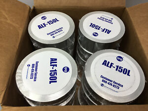 Intertape Alf 150l Aluminum Foil Tape ipg 2 X 50 Yards Full Case 24 Rolls