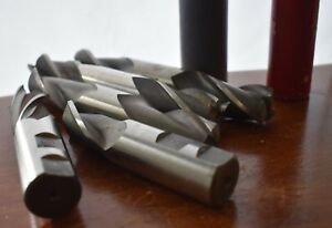 Lot High Speed End Mills 1