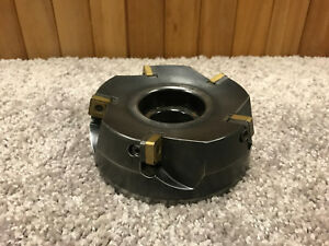 Kennametal 4 Kenloc Indexable Face Mill Klsr 4 sn4 15