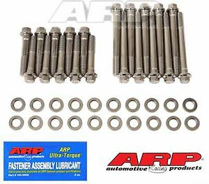 Arp Stainless Steel Cylinder Head Bolt Kit Ford 289 302 Small Block 454 3601