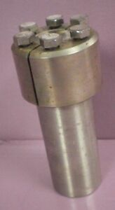 Parr Instrument Company 125 Ml Pressure Reactor Mwp 3000 Psi At 350 Deg C