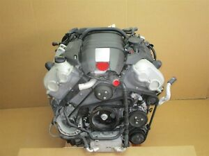 12 Panamera Awd 970 Porsche Complete Engine 3 6 Motor 59 000 N a
