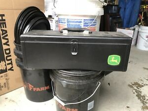 Authentic John Deere Tractor combine Tool Box 1