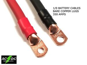 1 0 Awg 0 Gauge Copper Battery Cable Power Wire Auto inverter rv solar