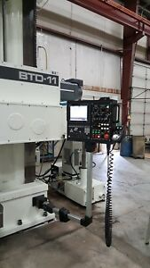 Used Shibaura Toshiba Cnc Horizontal Boring Mill With Built In Index Table