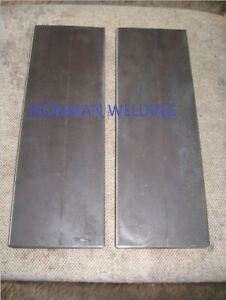 20 Ton Shop Ground Steel Hyd H Frame Arbor Press Plates 4 X 12 Bed Bars Pr
