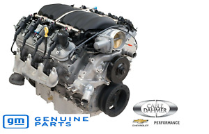 Gm Performance Ls3 376 480 Hp Engine 19419864