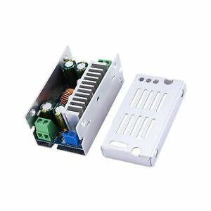 Diymore 200w 15a Dc dc 8 60v To 1 36v Synchronous Buck Converter Step down Mo