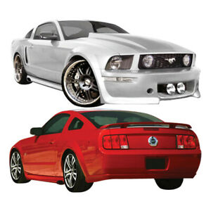 Duraflex Eleanor Body Kit 4 Piece For Mustang Ford 05 09 Ed_104866