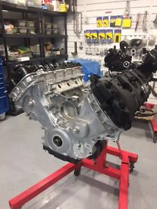 Mustang Gt Shelby Gt350 Heads Coyote 5 0 5 2l Cross Plane Motor Engine