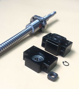 Rm2510 Ballscrew L500mm Bk bf15 Coupler m_m_s