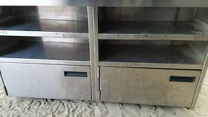 Stainless Steel Work Table 24x48