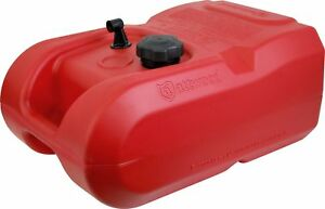Plastic Fuel Tank Portable Gas Jug Can 6 Gallon Container