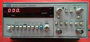 Hp Agilent Keysight 5315b Universal Counter