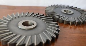 Niagara Milling Saw Cutter 6 X 1 2 Nos Milling Cutter Slitting Saw Lot