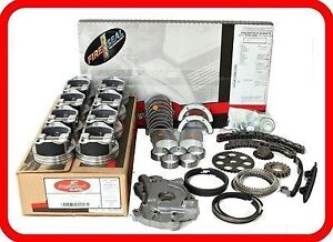 2007 2009 Ford Mustang 4 6l Sohc V8 24v Vin H Engine Rebuild Overhaul Kit