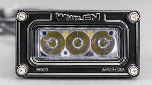 Whelen 3 Led Pioneer Nano Scenelight Np3bb Msrp 208 00