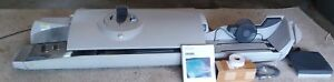 Pitney Bowes Dm1000 Digital Mailing System With Scale And Finisher And Manual