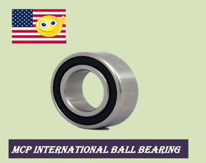 10pcs sr6 2rs stainless Steel Sealed Bearing 3 8 X 7 8 X 9 32 Abec3 Z2v2