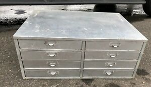 Heavy Duty 8 Drawer Tool Parts Cabinet