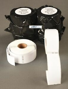 Dymo Lw Compatible Turbo 4xl Large 30320 Shipping 260 Labels Thermal Name Badge