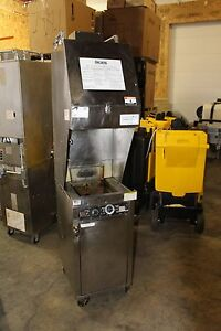 Giles Wog 20 Ventless Hood With Fryer 208v 1ph