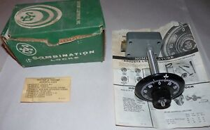 S g Sargent Greenleaf Combination Adjusta loc Lock New In Box T 8415mp
