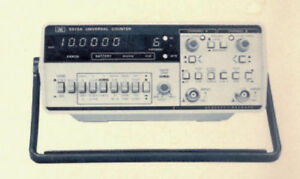 Hp Agilent Keysight 5315a Universal Counter