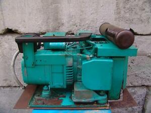 Onan 4 0 Rv Genset Generator 4kva Single Phase Low Hours 376