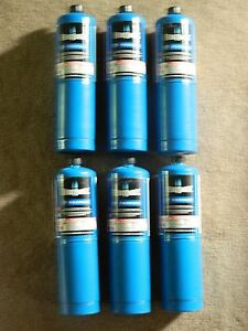 6 Bernzomatic 14 1 Ounce Can Propane Torch Lantern And Small Appliance Fuel