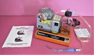 Gomco 300 Medical Dental Tabletop General Use Aspirator Suction Unit Vacuum Pump