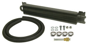 Derale 16 3 4 X 1 3 4 X 2 1 2 In Automatic Trans Fluid Cooler Kit P n 13220