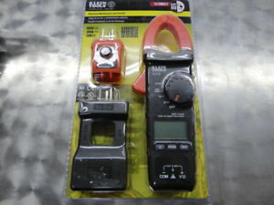 Klein Tools Cl110kit Electrical Maintenance And Test Kit Clamp Meter Free Ship