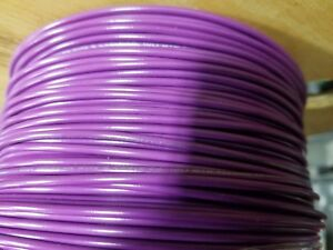 16 Gauge Wire Purple 1000 Ft Primary Awg Stranded Copper Power Ground Mtw Vw 1