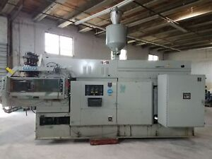 Used Uniloy Blow Molder 350r2 Retrofited Special Price Need To Move Fast