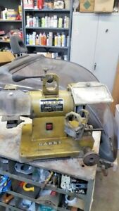 Darex Drill Sharpener 1 4 Horsepower Model M 1