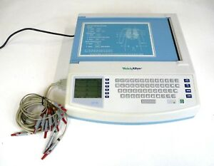 Welch Allyn Cp Xx 20 Ecg Ekg W 10 Lead Cable Medical