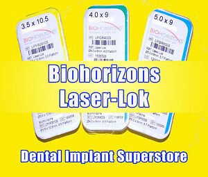 Dental Biohorizons Single Stage Laser Lok 6 X 10 5mm Exp 2018 04