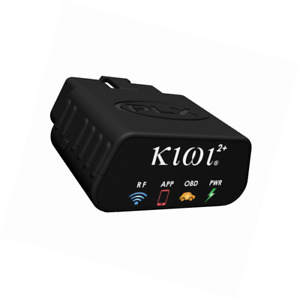 Plx Devices Kiwi 2 Bluetooth Obd2 Obdii Car To Smartphone Wireless Link And Sca