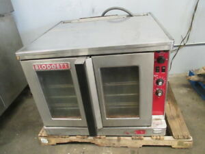 Blodgett Mark V Commercial Electric Full Size Convection Oven 500 Max