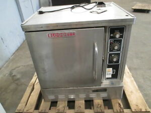 Blodgett Commercial Half Size Countertop Convection Oven Baking Gas 500 Max