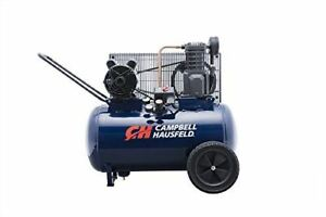 Campbell Hausfeld Air Compressor 20 gallon Horizontal Portable Single stage 5 5